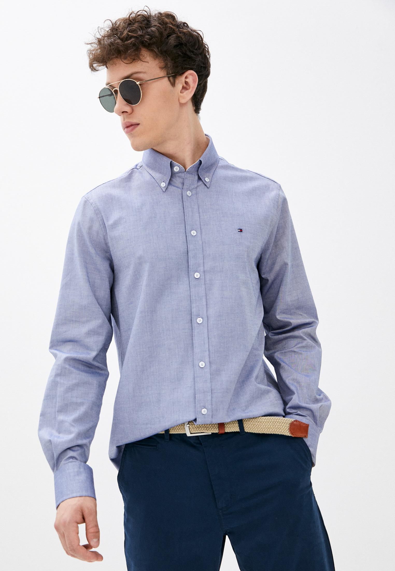 Рубашка с длинным рукавом Tommy Hilfiger (Томми Хилфигер) MW0MW17499