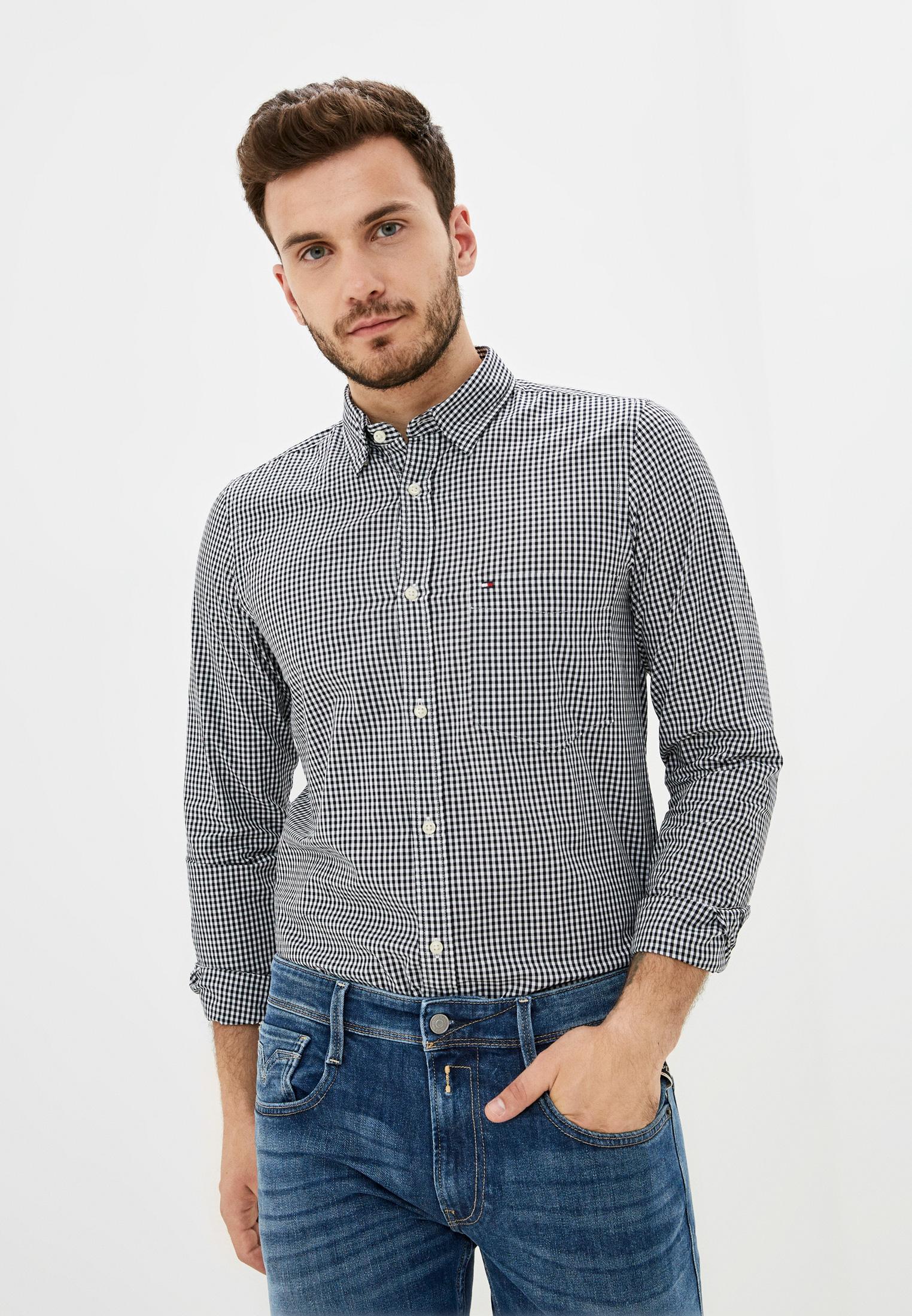 Рубашка с длинным рукавом Tommy Hilfiger (Томми Хилфигер) Рубашка Tommy Hilfiger