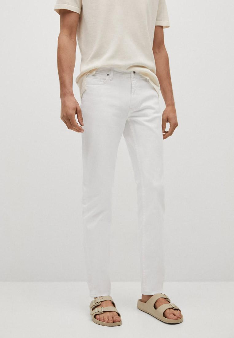 Мужские прямые джинсы Mango Man Джинсы Mango Man