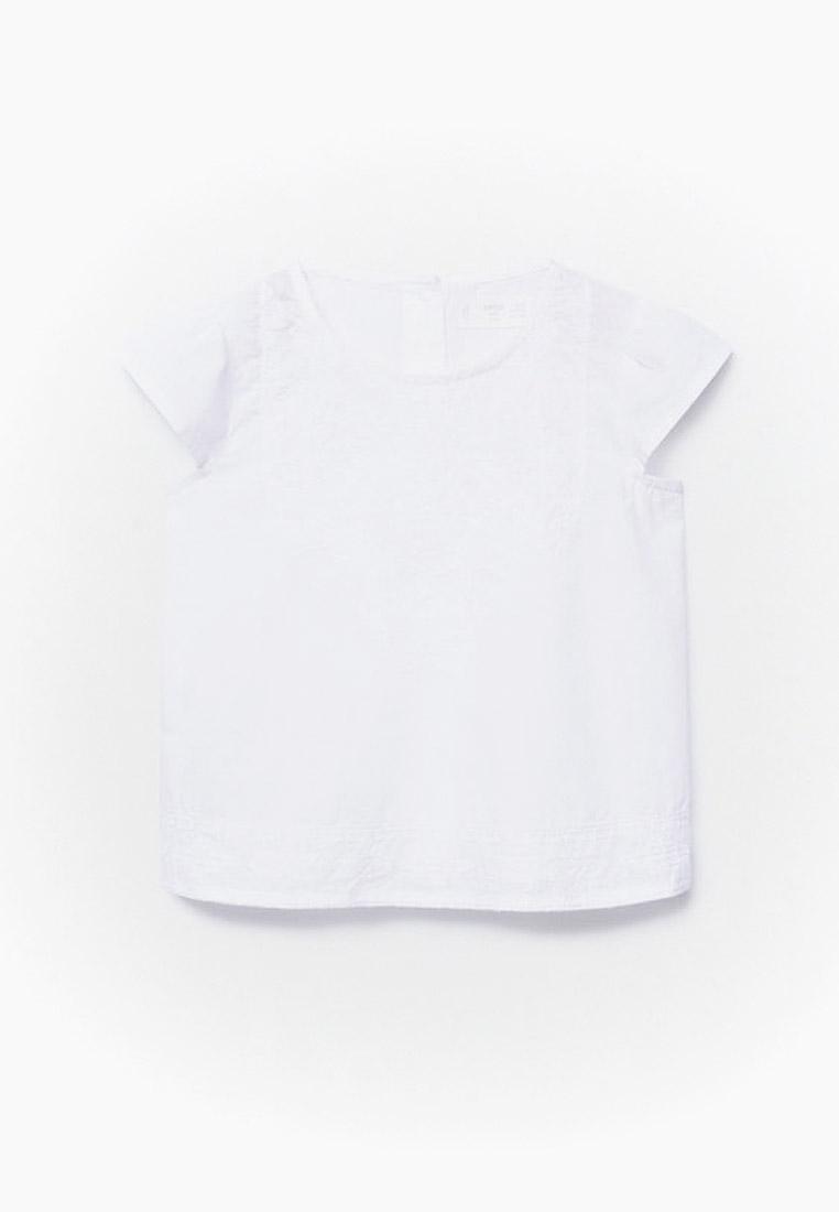 Рубашка Mango Kids (Манго Кидс) 17050335