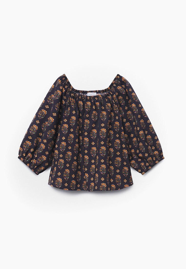 Рубашка Mango Kids (Манго Кидс) Блуза Mango Kids