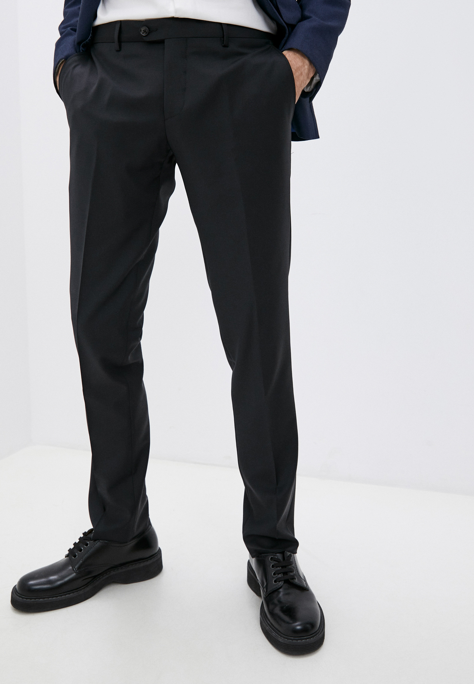 Мужские классические брюки Alessandro Dell`acqua AD7200D T1648E: изображение 1