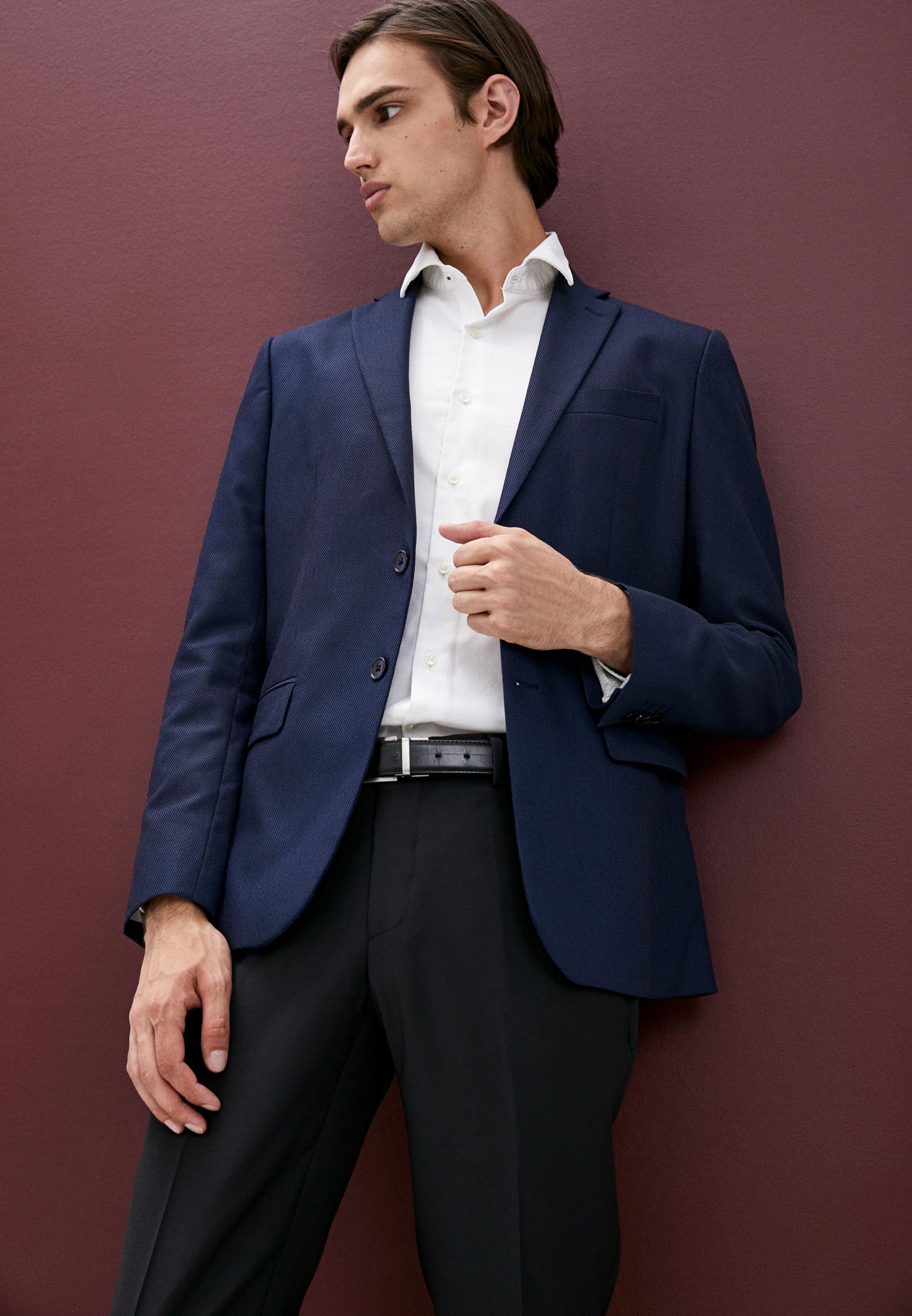 Мужские классические брюки Alessandro Dell`acqua AD7200D T1648E: изображение 2