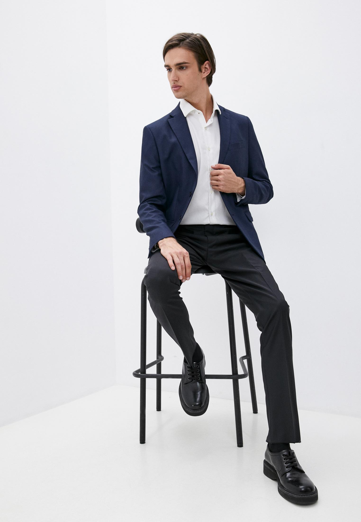 Мужские классические брюки Alessandro Dell`acqua AD7200D T1648E: изображение 3