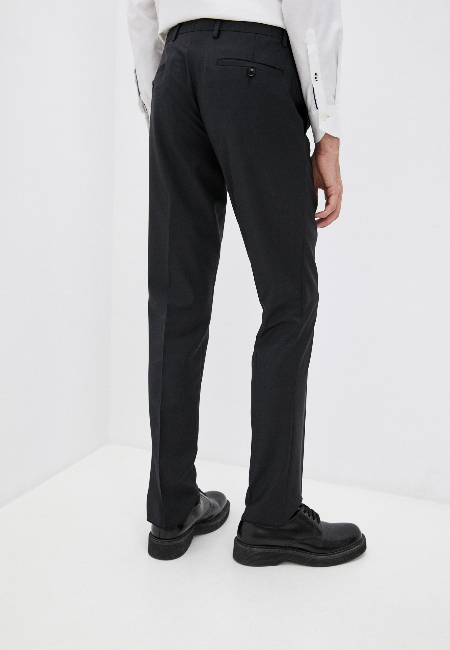 Мужские классические брюки Alessandro Dell`acqua AD7200D T1648E: изображение 4