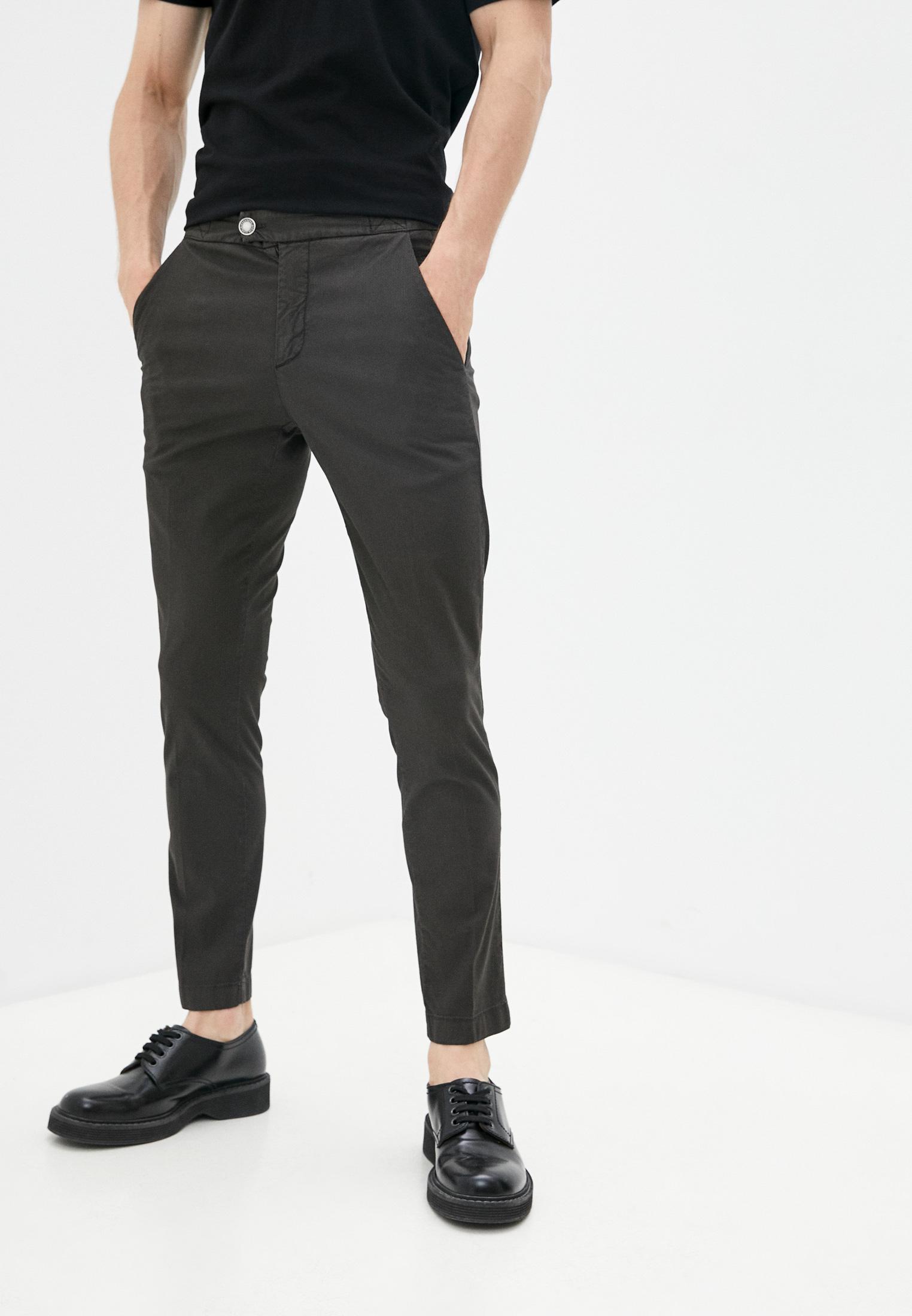 Мужские повседневные брюки Alessandro Dell`acqua Брюки Alessandro Dell'Acqua