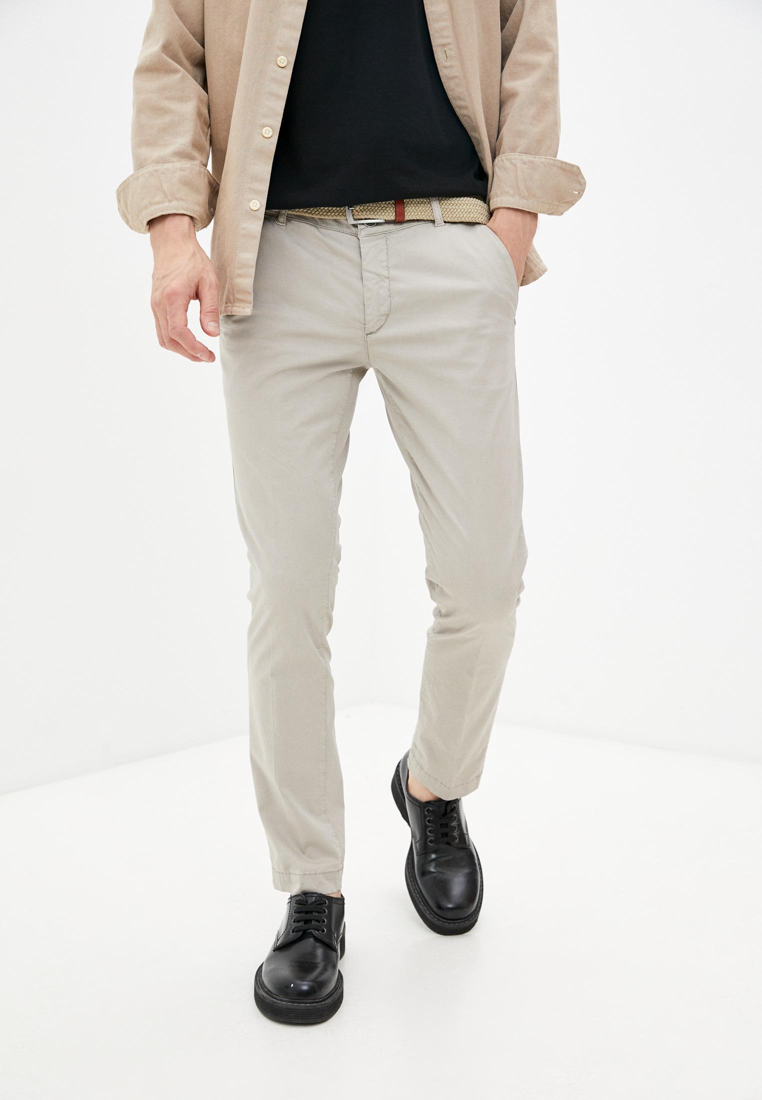 Мужские повседневные брюки Alessandro Dell`acqua AD7623WA T2350ELT: изображение 1