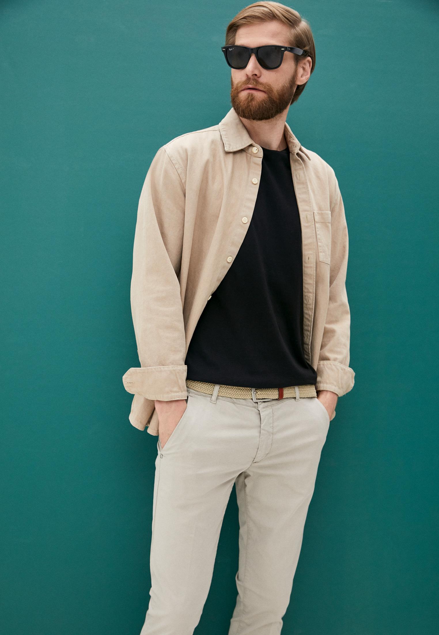 Мужские повседневные брюки Alessandro Dell`acqua AD7623WA T2350ELT: изображение 2