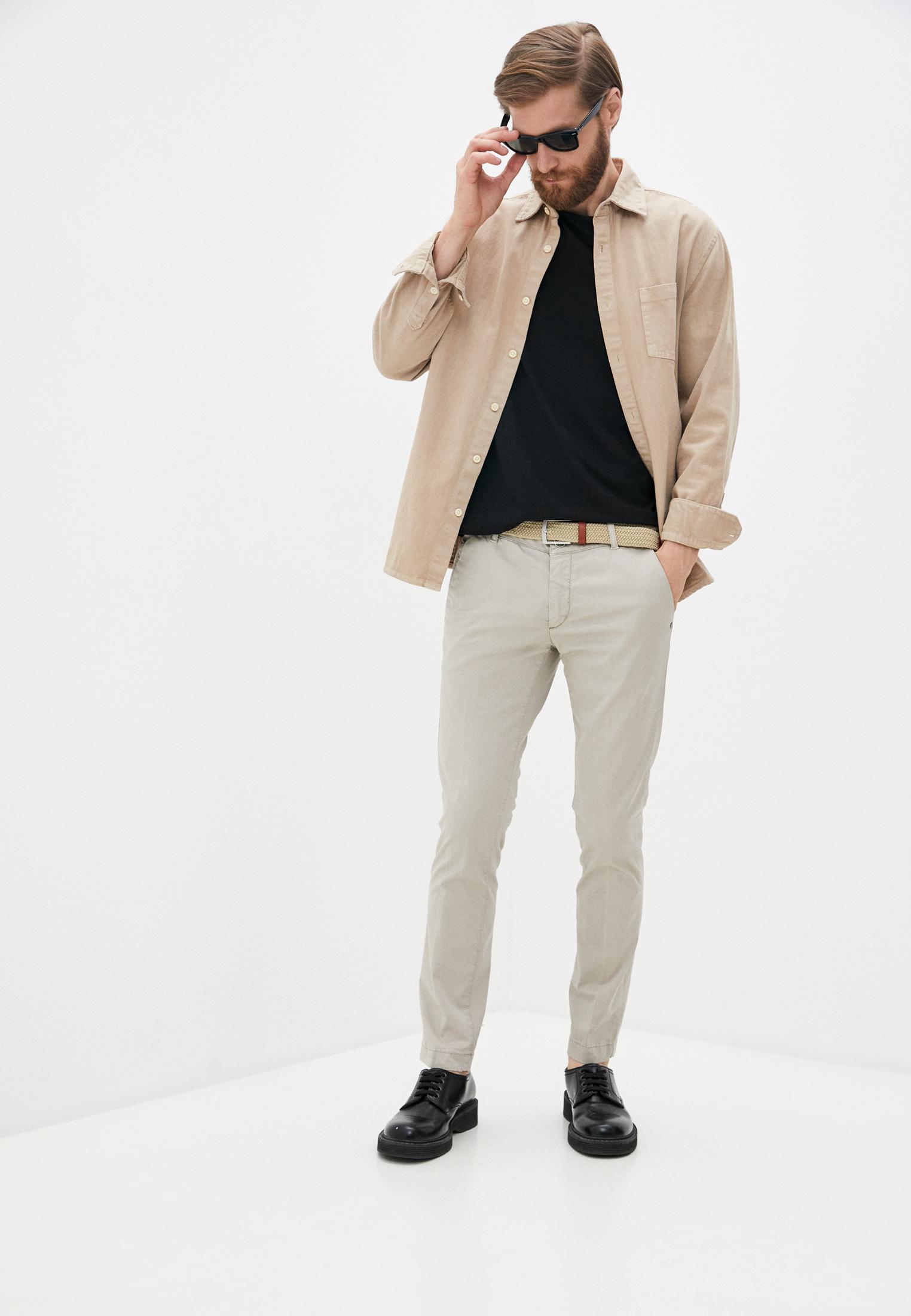Мужские повседневные брюки Alessandro Dell`acqua AD7623WA T2350ELT: изображение 3