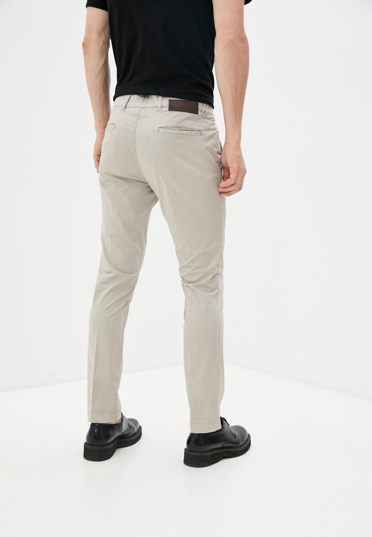 Мужские повседневные брюки Alessandro Dell`acqua AD7623WA T2350ELT: изображение 4