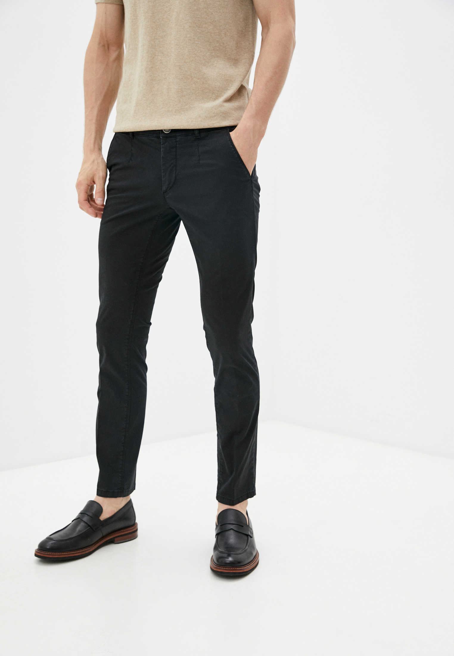 Мужские брюки Alessandro Dell`acqua AD7701WA T2350ELT
