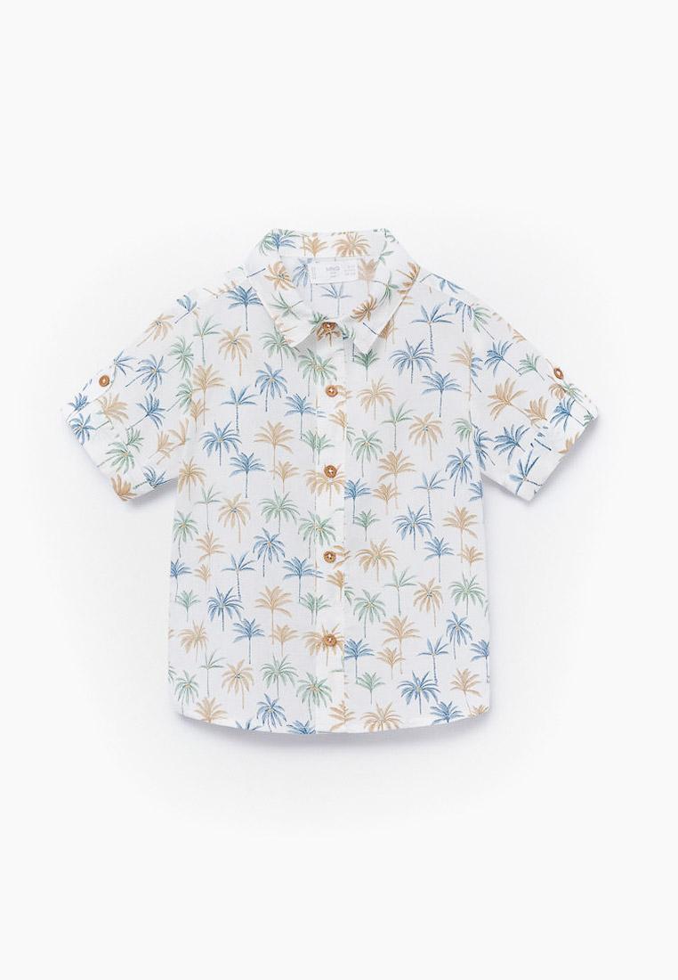 Рубашка Mango Kids (Манго Кидс) Рубашка Mango Kids