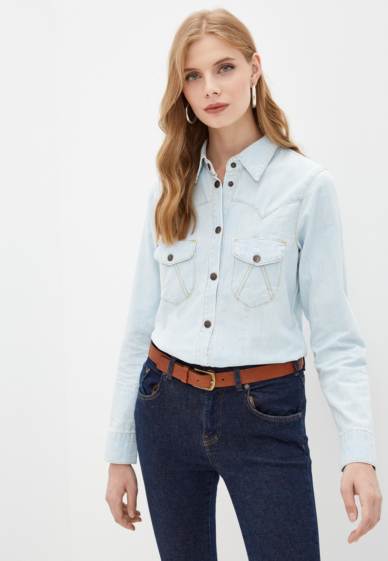 Женские джинсовые рубашки One Teaspoon 24047