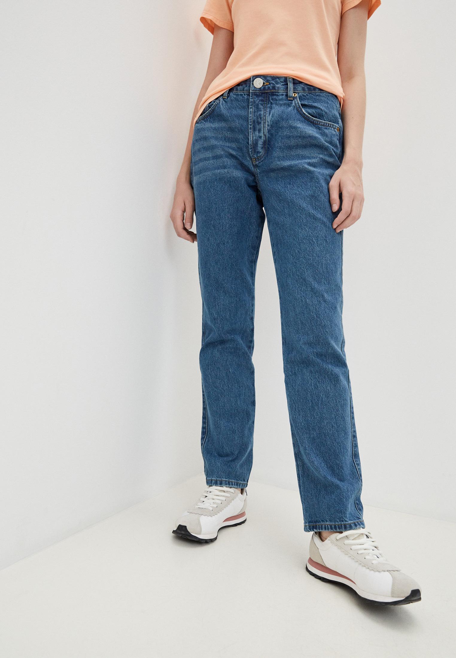 Прямые джинсы One Teaspoon (Вантиспун) Джинсы One Teaspoon