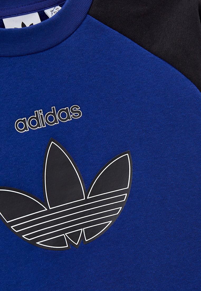 Толстовка Adidas Originals (Адидас Ориджиналс) H31210: изображение 3