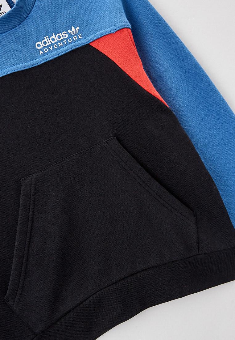 Толстовка Adidas Originals (Адидас Ориджиналс) H31224: изображение 3