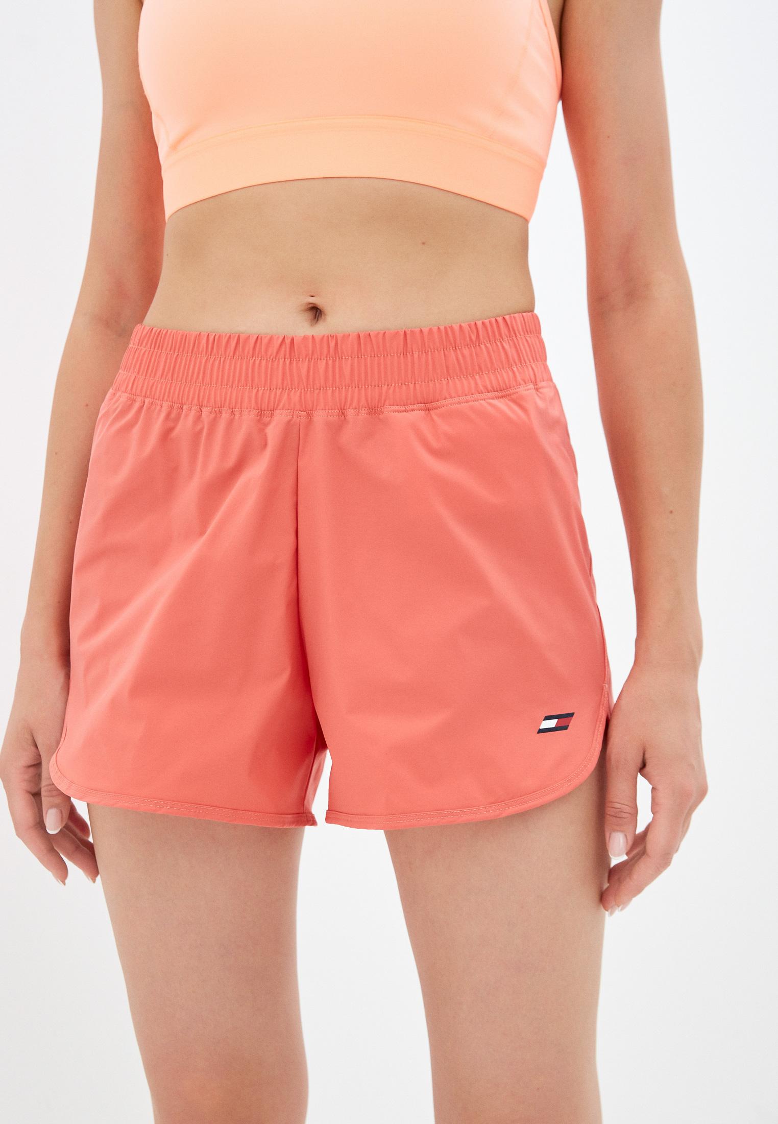 Женские спортивные шорты Tommy Hilfiger (Томми Хилфигер) Шорты спортивные Tommy Hilfiger