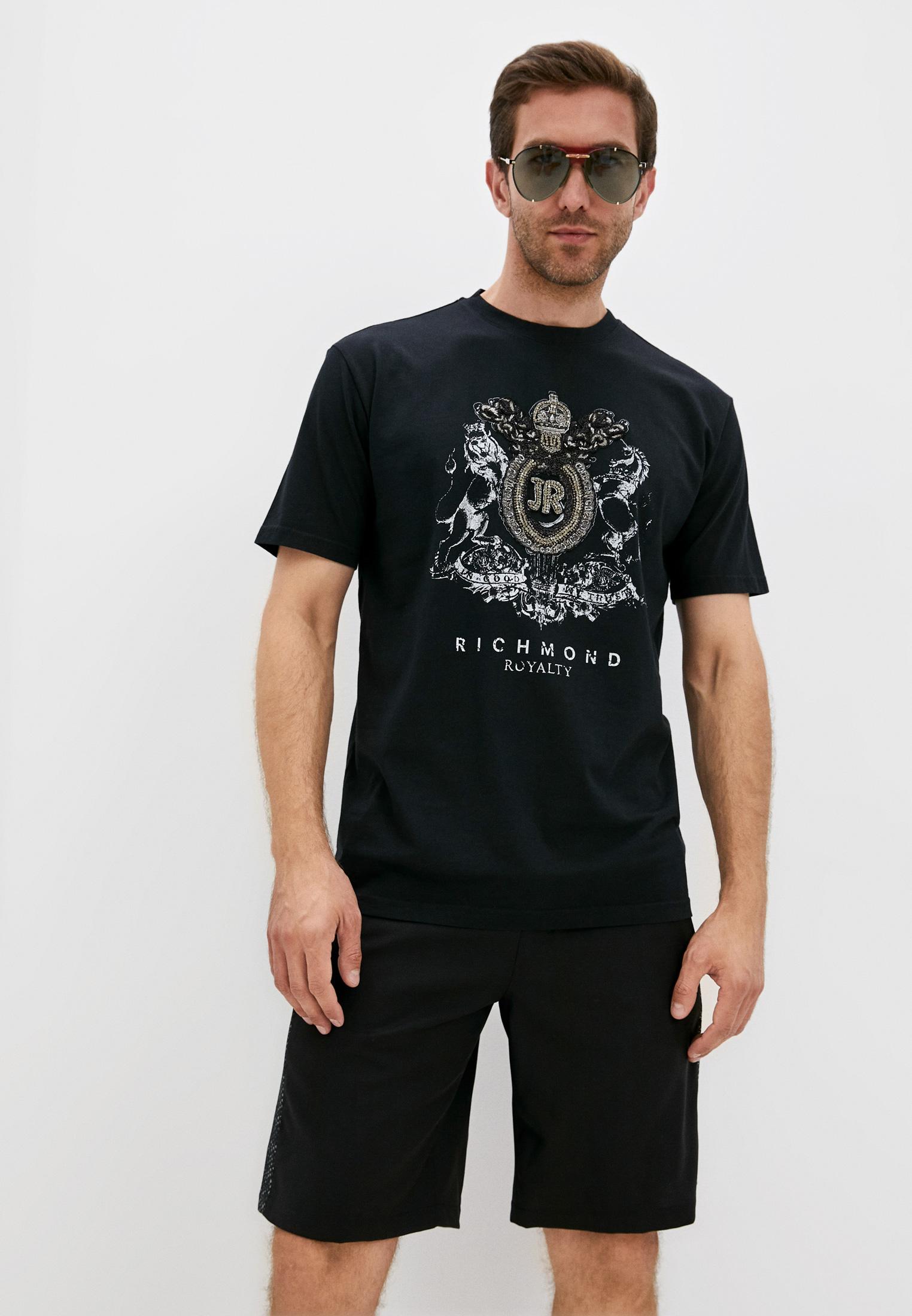 Мужская футболка Richmond (Ричмонд) RMP20040TS