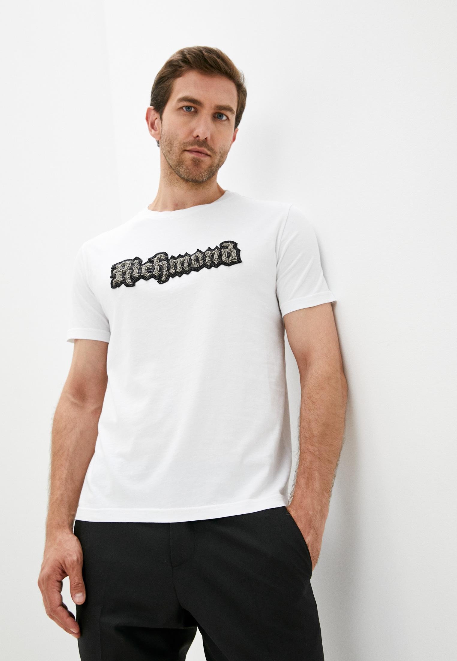 Мужская футболка Richmond (Ричмонд) RMP20047TS