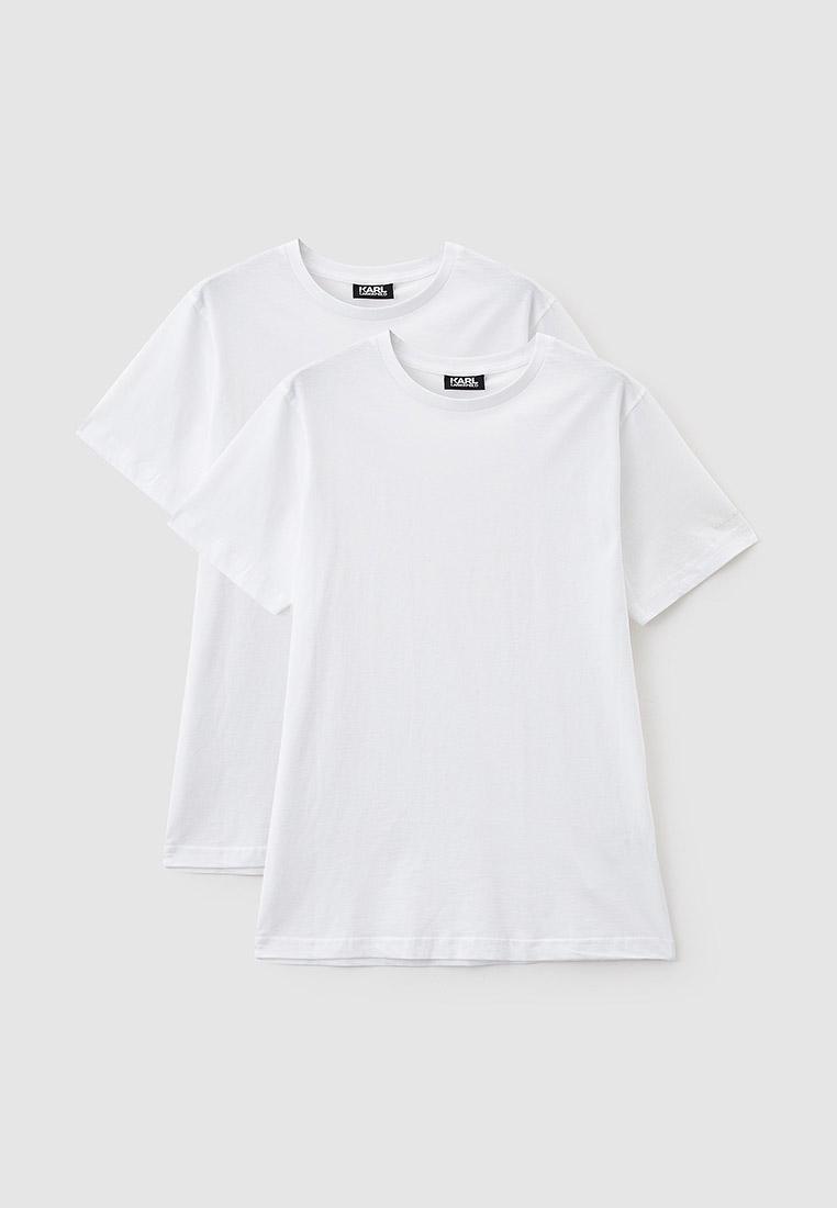 Мужская футболка Karl Lagerfeld (Карл Лагерфельд) 500298-765000