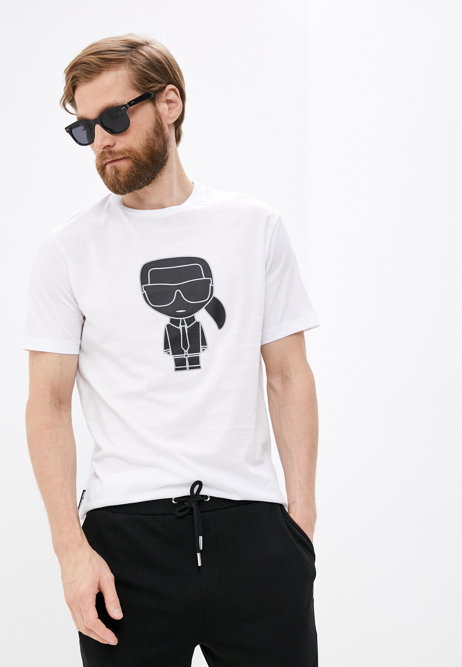 Мужская футболка Karl Lagerfeld (Карл Лагерфельд) 512224-755072