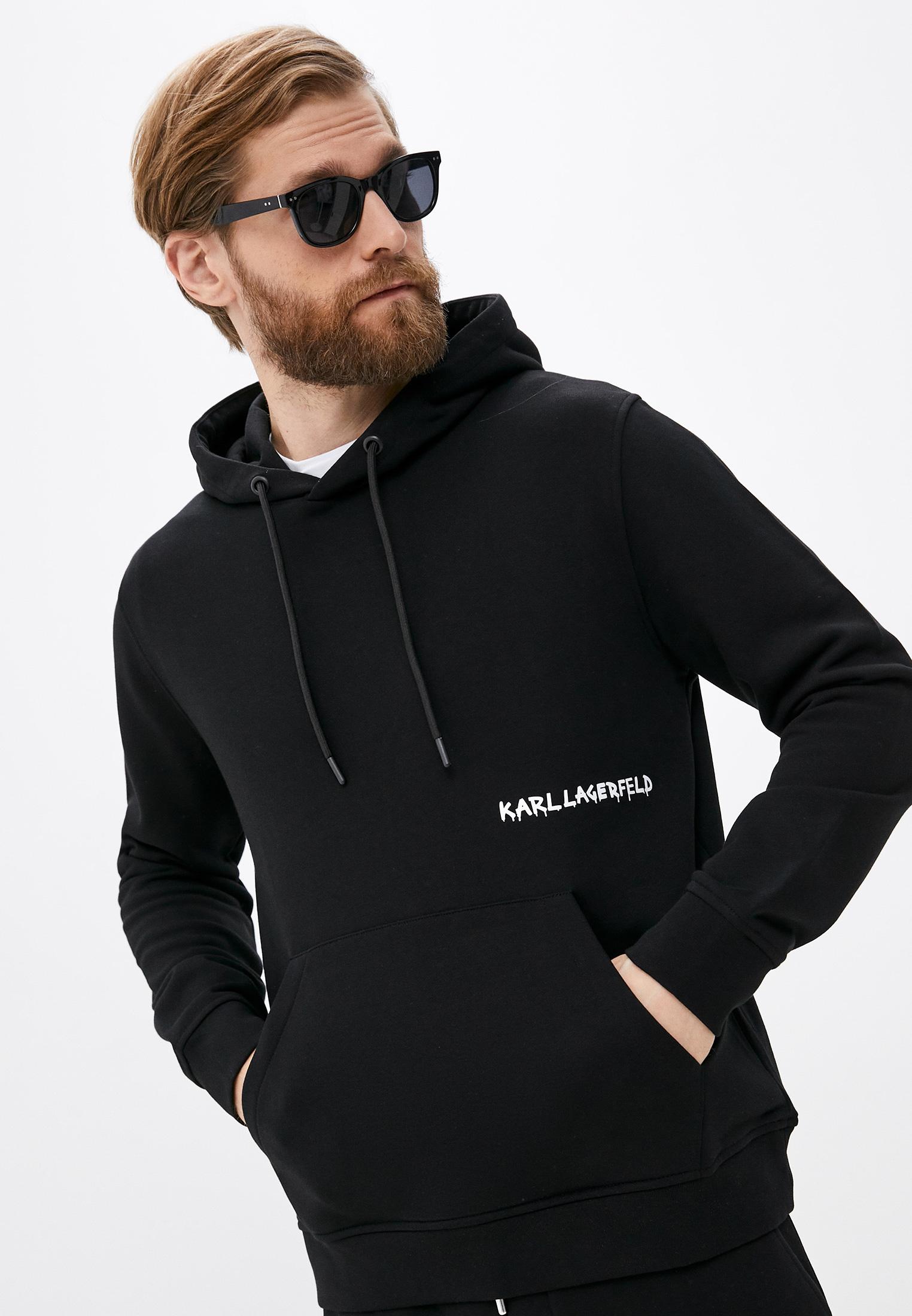 Мужские худи Karl Lagerfeld (Карл Лагерфельд) 512900-705023