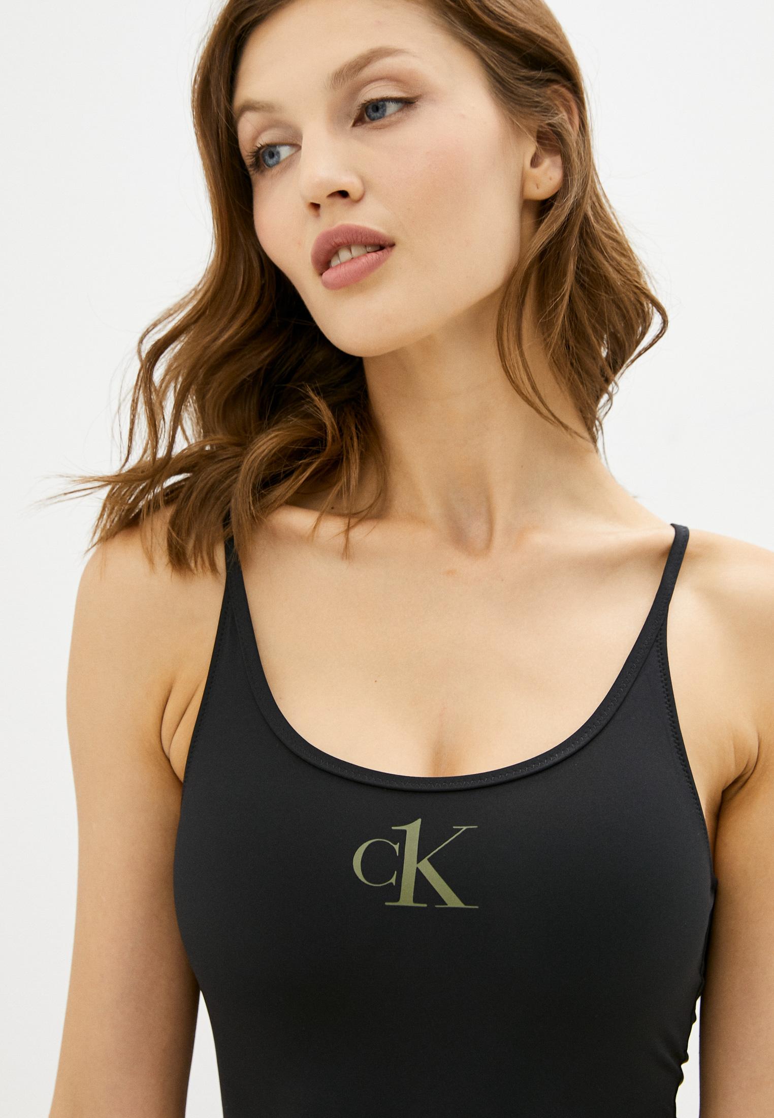 Закрытый купальник Calvin Klein Underwear KW0KW01341: изображение 2