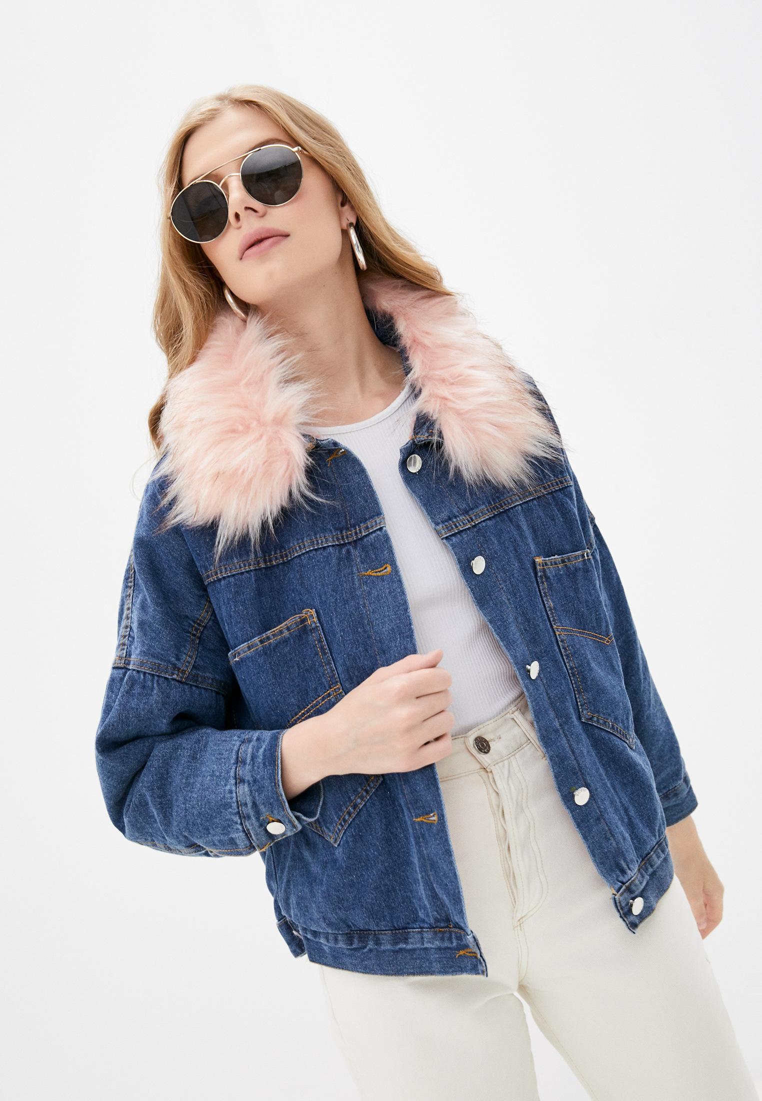 Джинсовая куртка Miss Gabby 7431