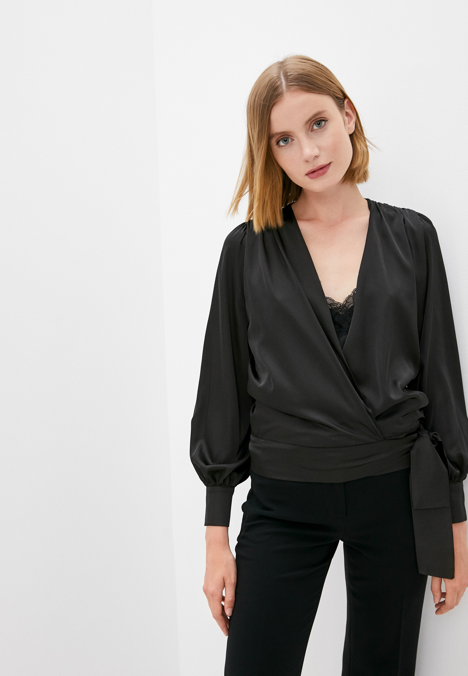 Блуза L'Autre Chose BJ520599048U999