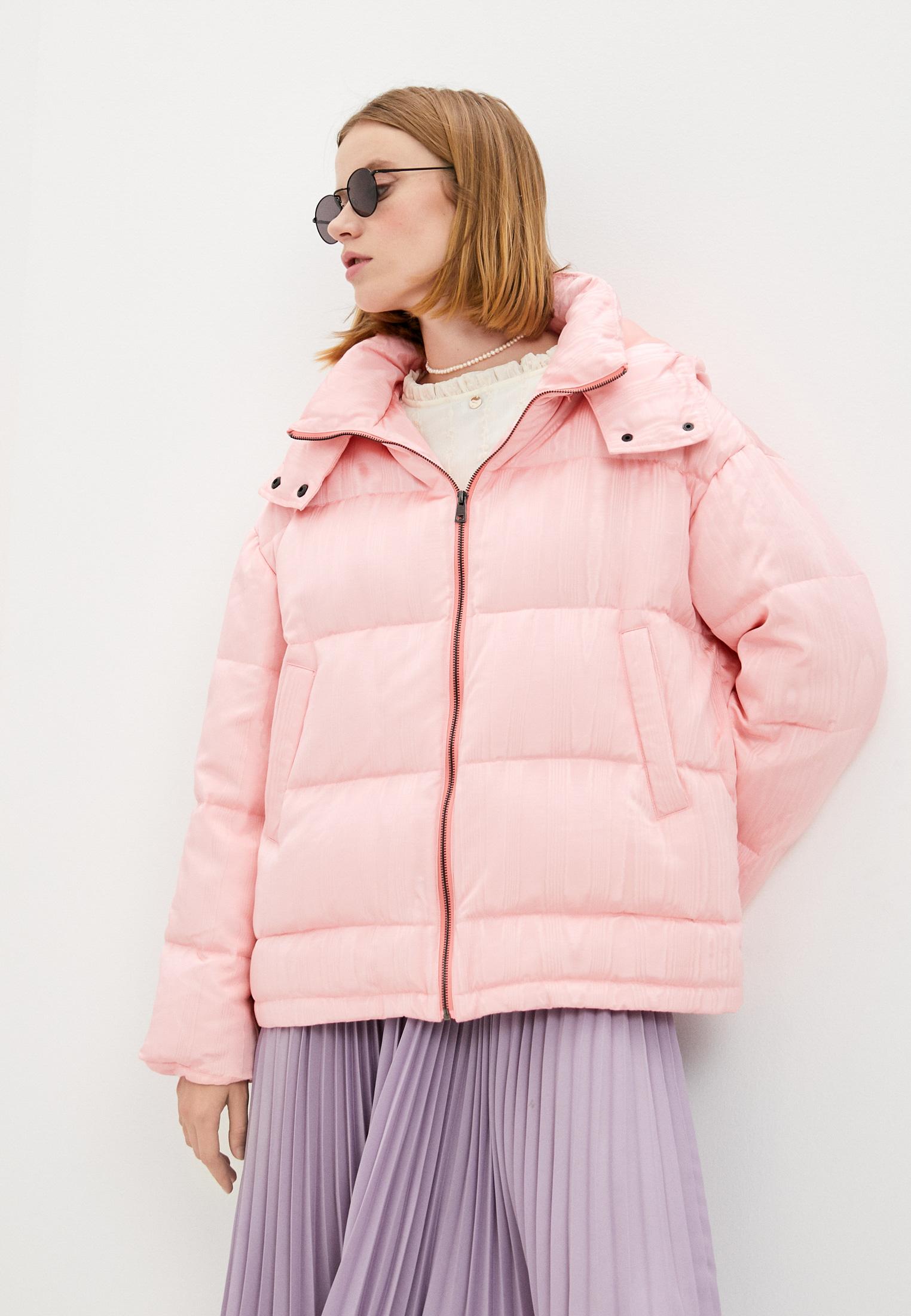 Утепленная куртка L'Autre Chose BJ580444007U376