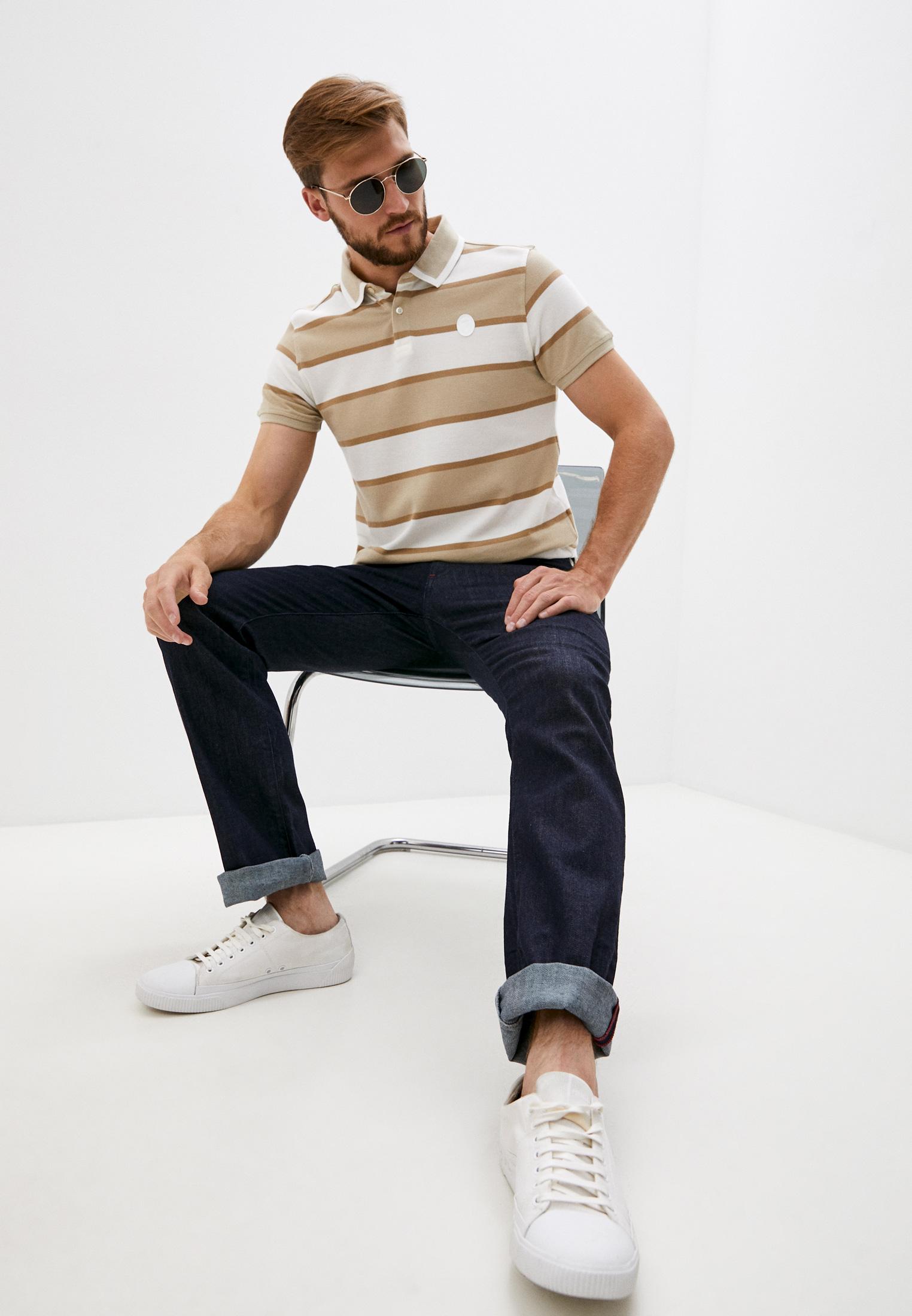 Мужские прямые джинсы Billionaire MDT1790 BTE001N: изображение 3