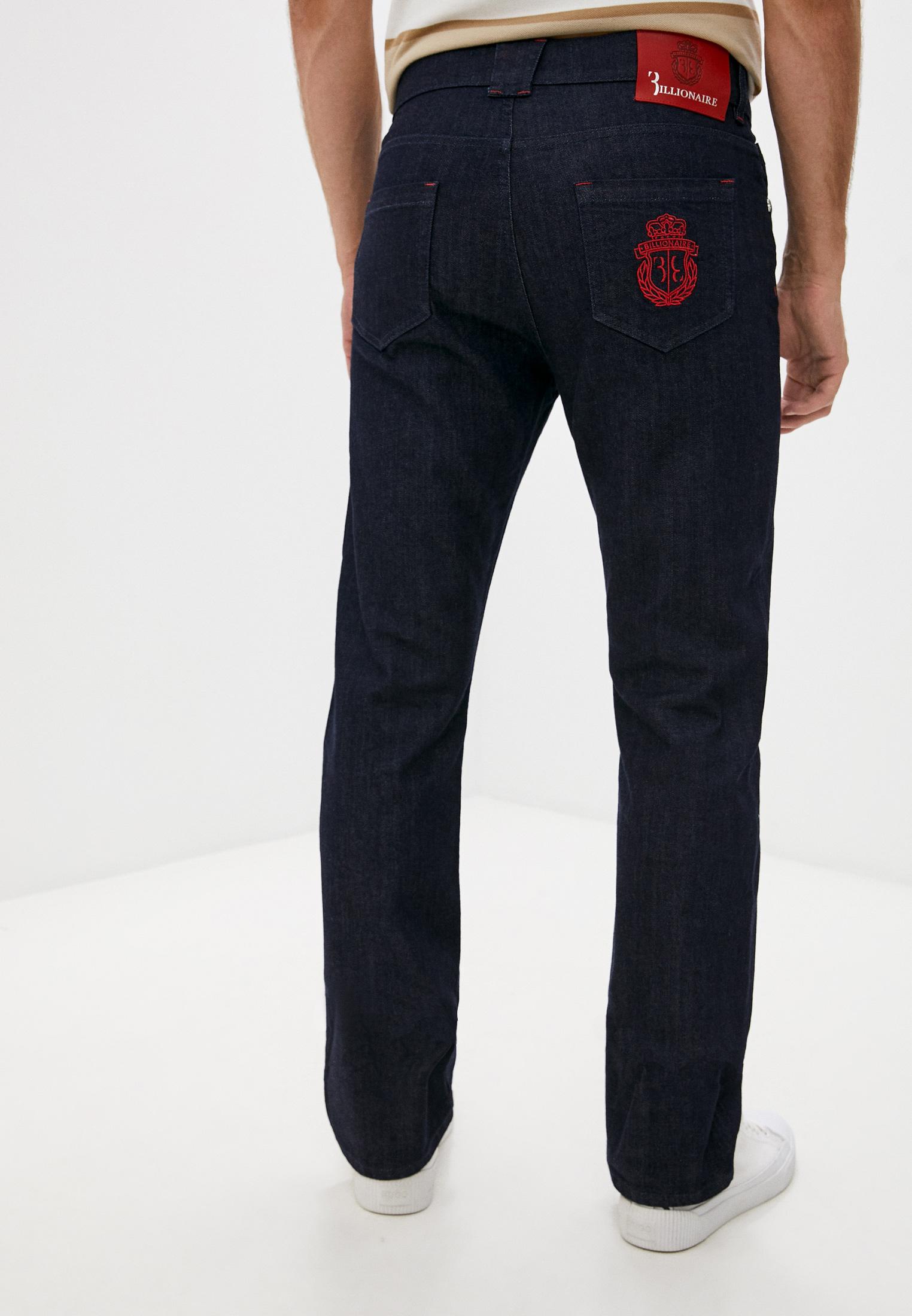 Мужские прямые джинсы Billionaire MDT1790 BTE001N: изображение 4