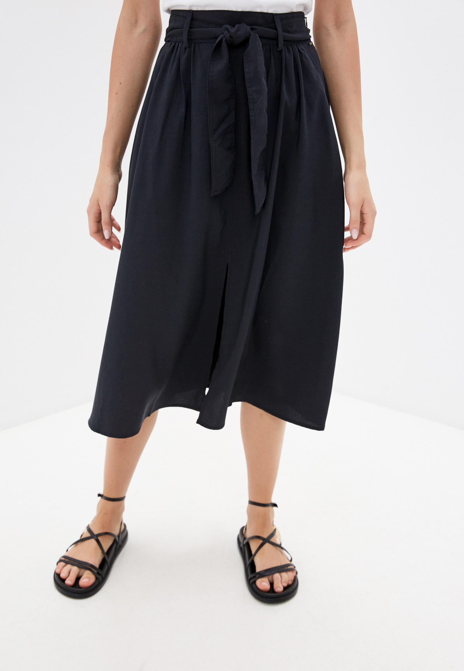 Широкая юбка Pepe Jeans (Пепе Джинс) PL900941
