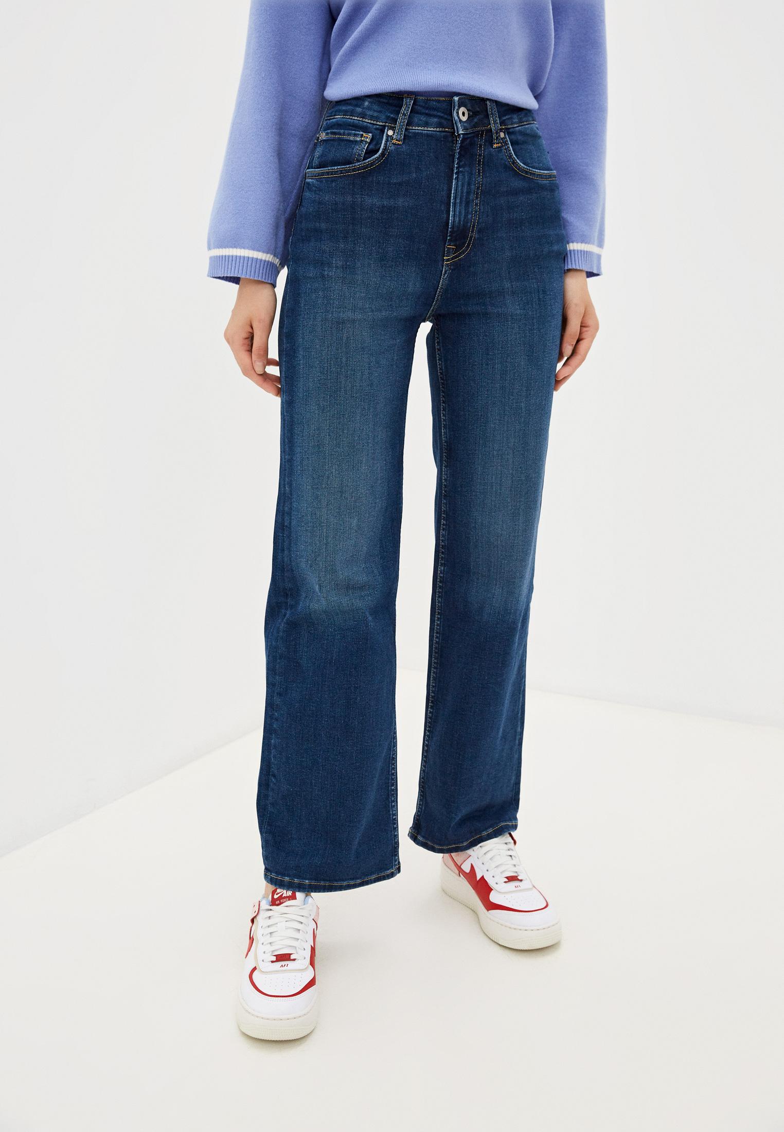 Широкие и расклешенные джинсы Pepe Jeans (Пепе Джинс) PL203899VW3
