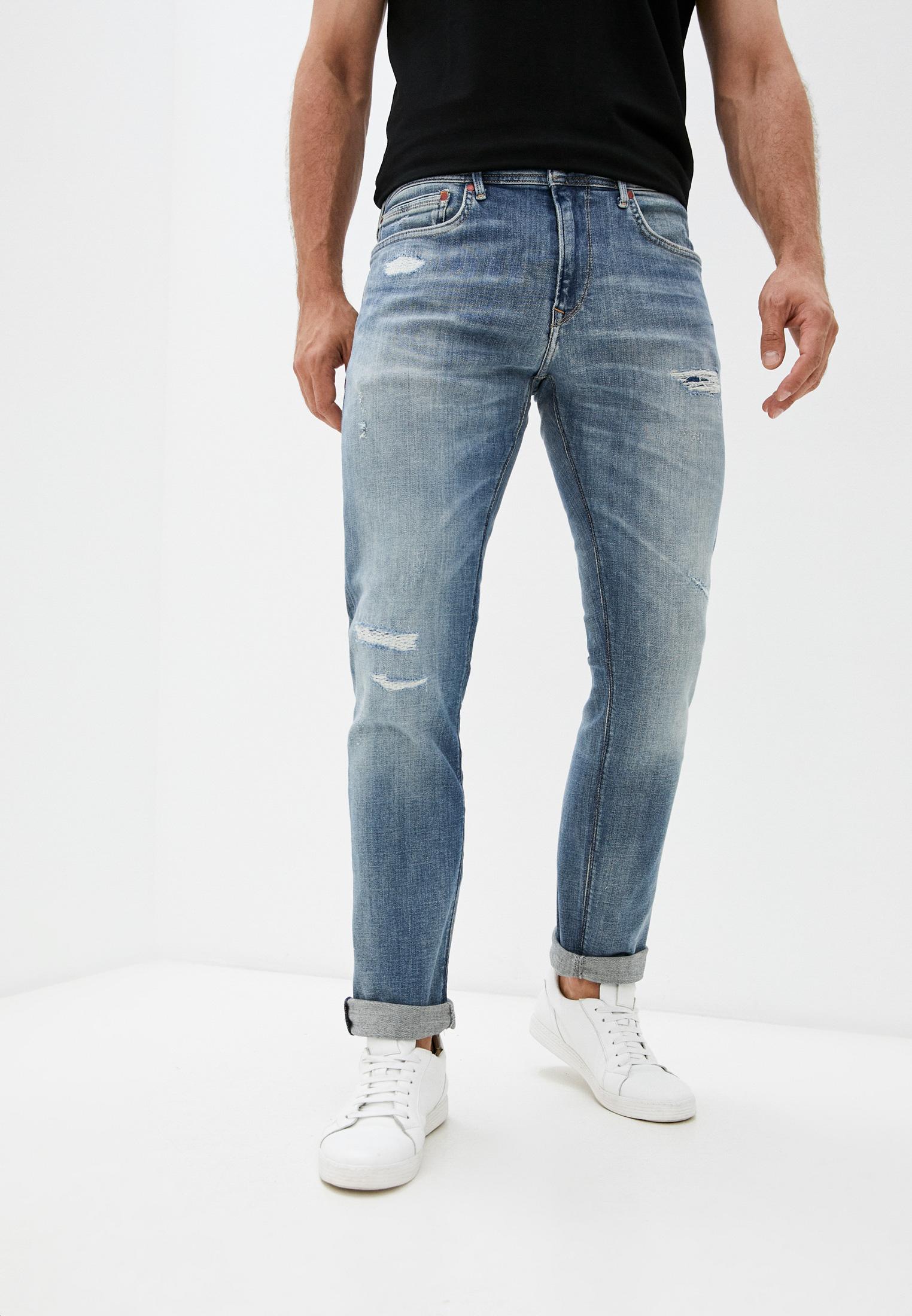 Мужские прямые джинсы Pepe Jeans (Пепе Джинс) PM201705RF5