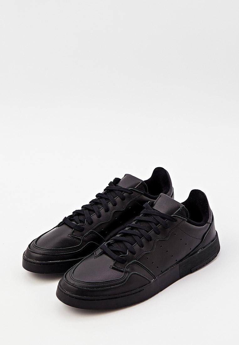 Мужские кеды Adidas Originals (Адидас Ориджиналс) FY0138: изображение 2
