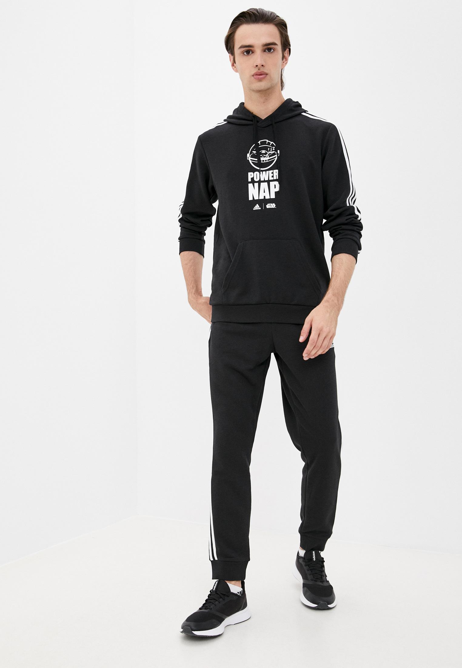 Мужские спортивные брюки Adidas (Адидас) GK8831: изображение 6