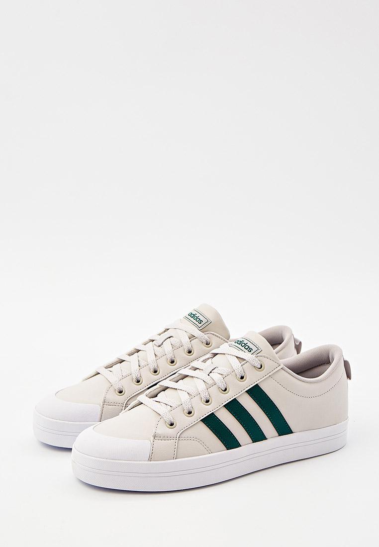 Мужские кеды Adidas (Адидас) H00628: изображение 2