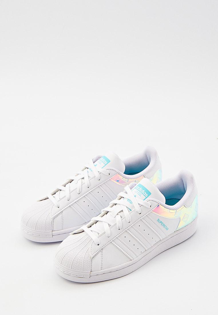 Кеды Adidas Originals (Адидас Ориджиналс) H03949: изображение 2