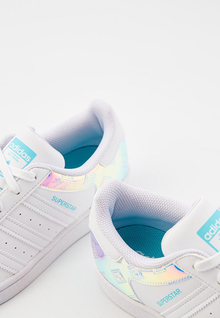 Кеды Adidas Originals (Адидас Ориджиналс) H03949: изображение 4