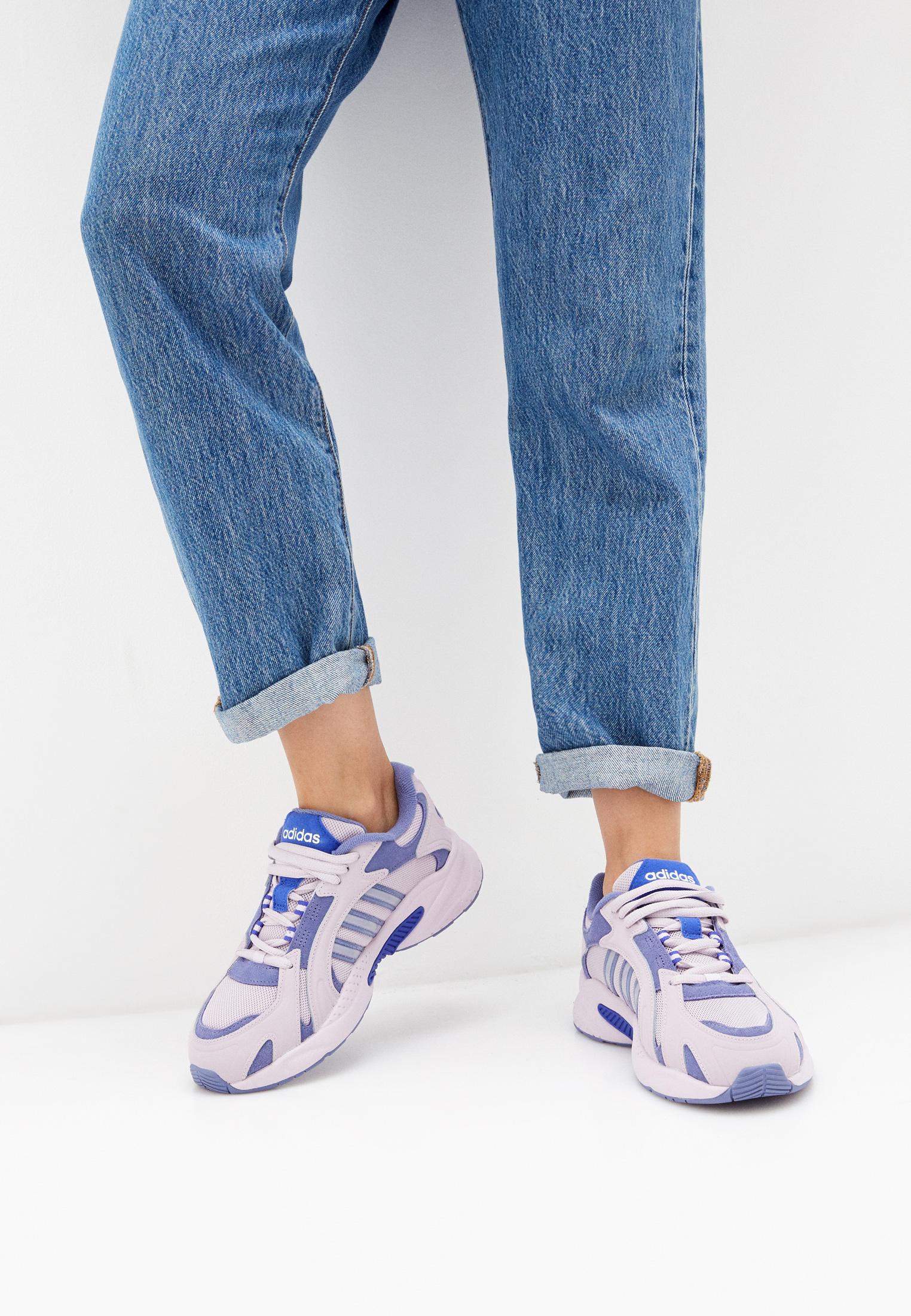 Женские кроссовки Adidas (Адидас) H04674: изображение 6