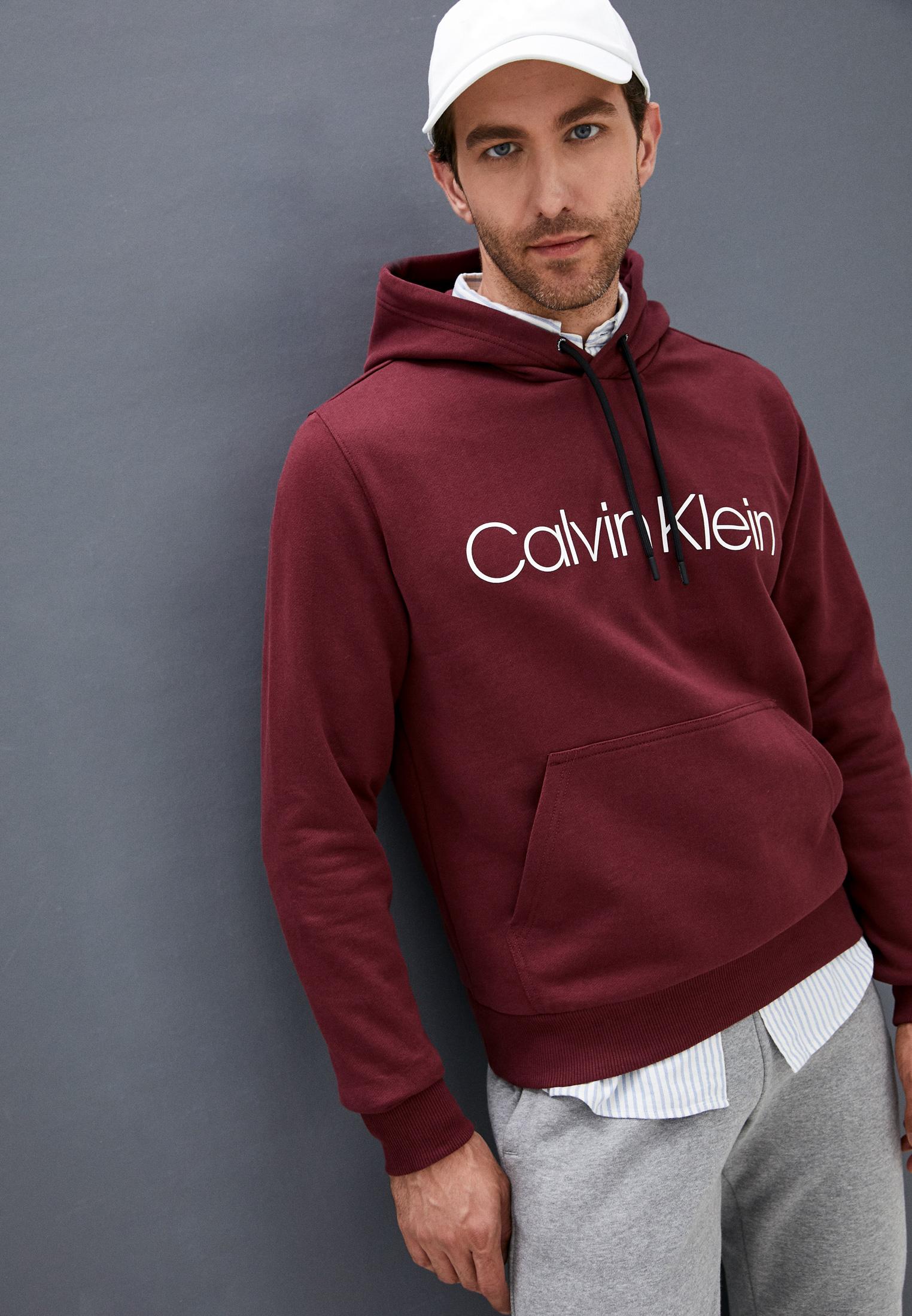 Мужские худи Calvin Klein (Кельвин Кляйн) K10K107033: изображение 2
