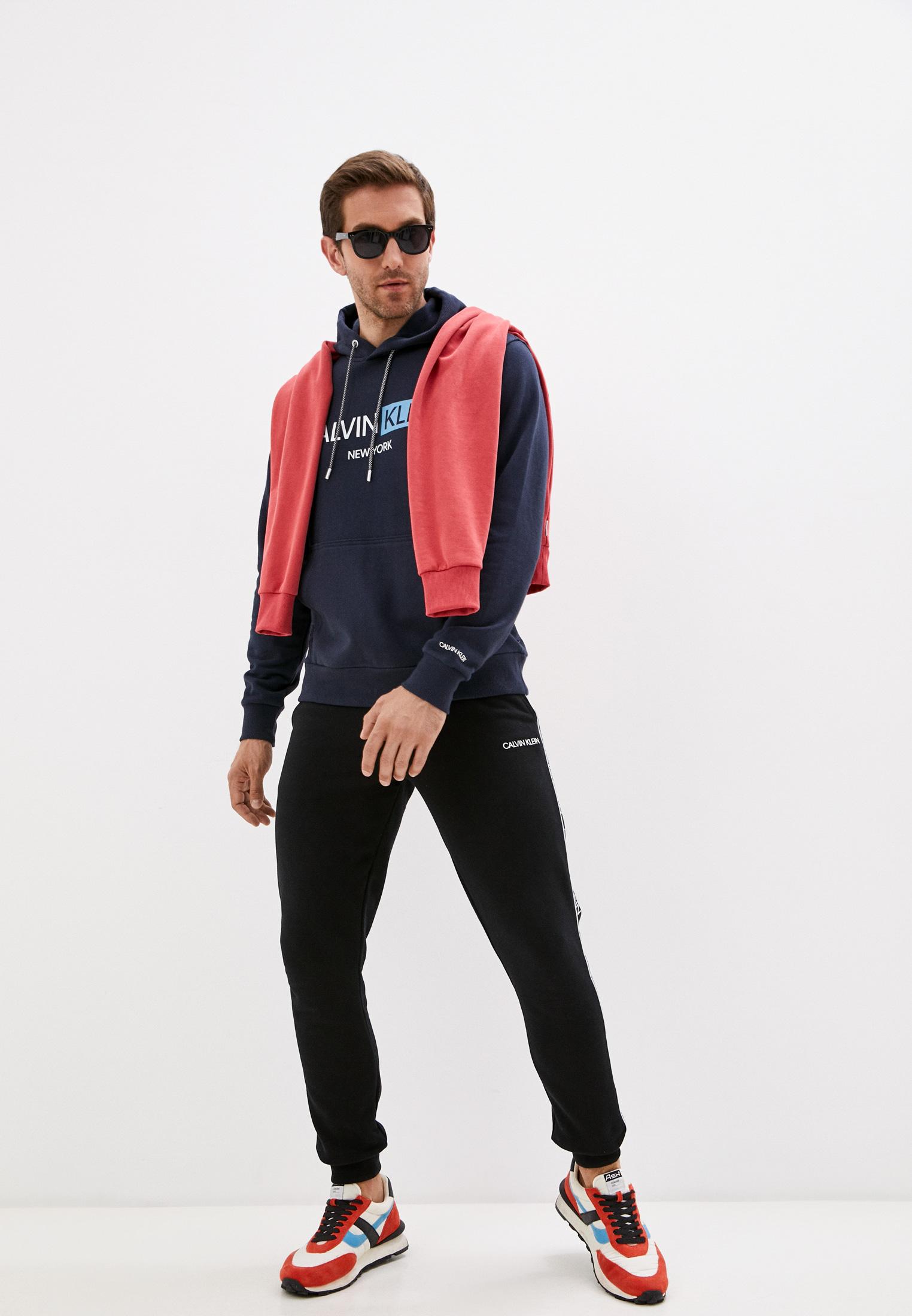 Мужские худи Calvin Klein (Кельвин Кляйн) K10K107168: изображение 3