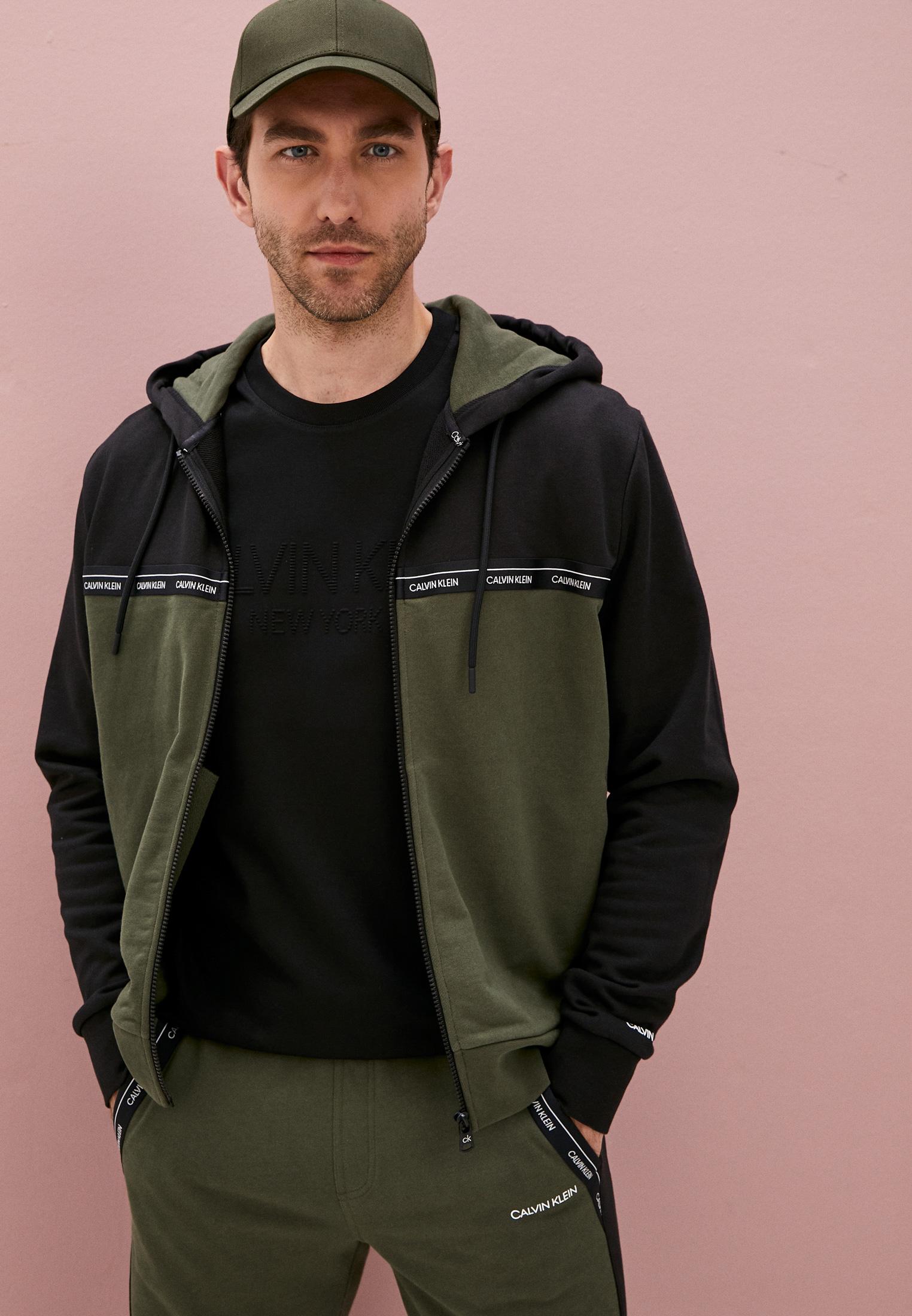 Толстовка Calvin Klein (Кельвин Кляйн) K10K107250: изображение 2