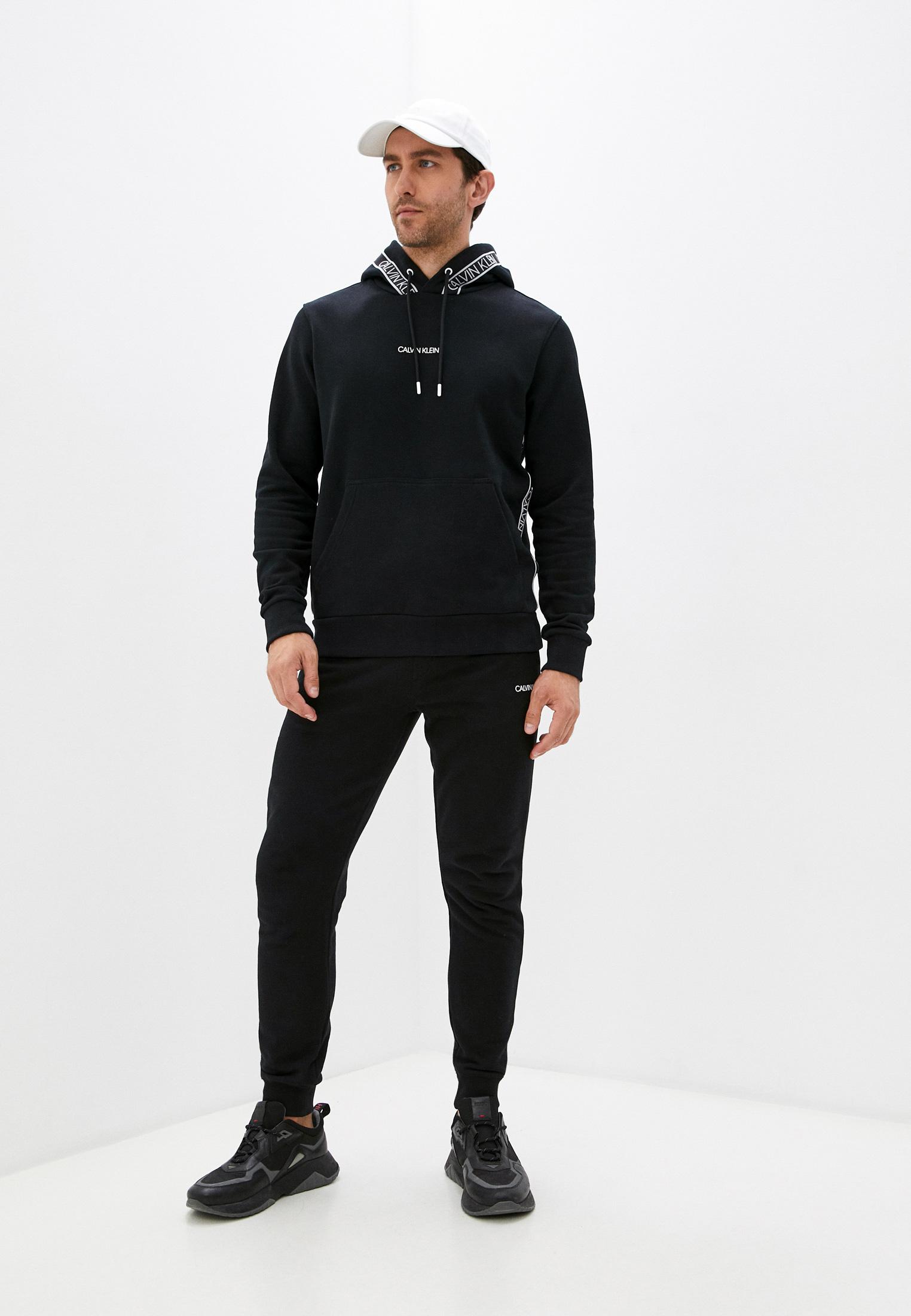 Мужские худи Calvin Klein (Кельвин Кляйн) K10K107315: изображение 3