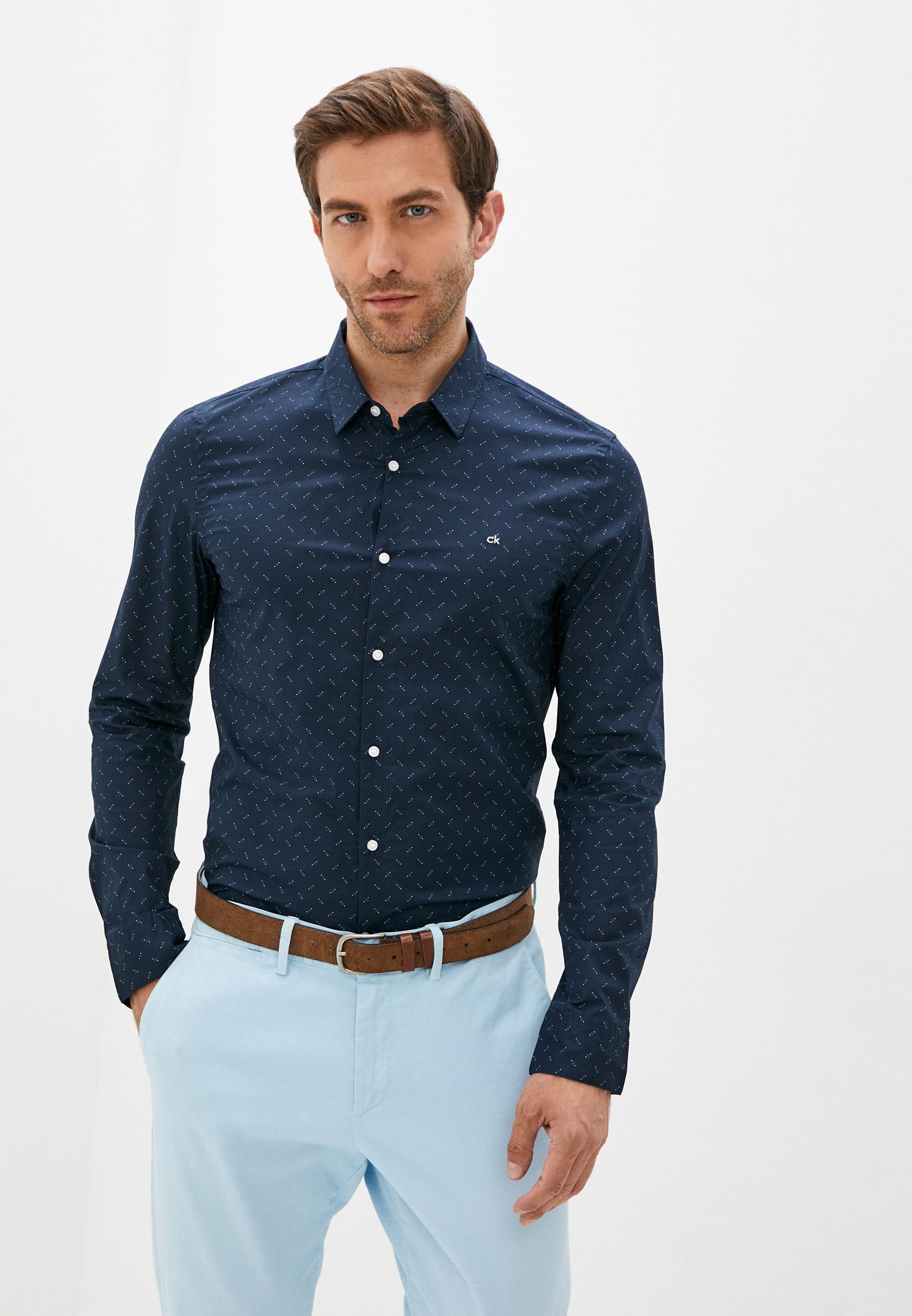 Рубашка с длинным рукавом Calvin Klein (Кельвин Кляйн) k10k107381