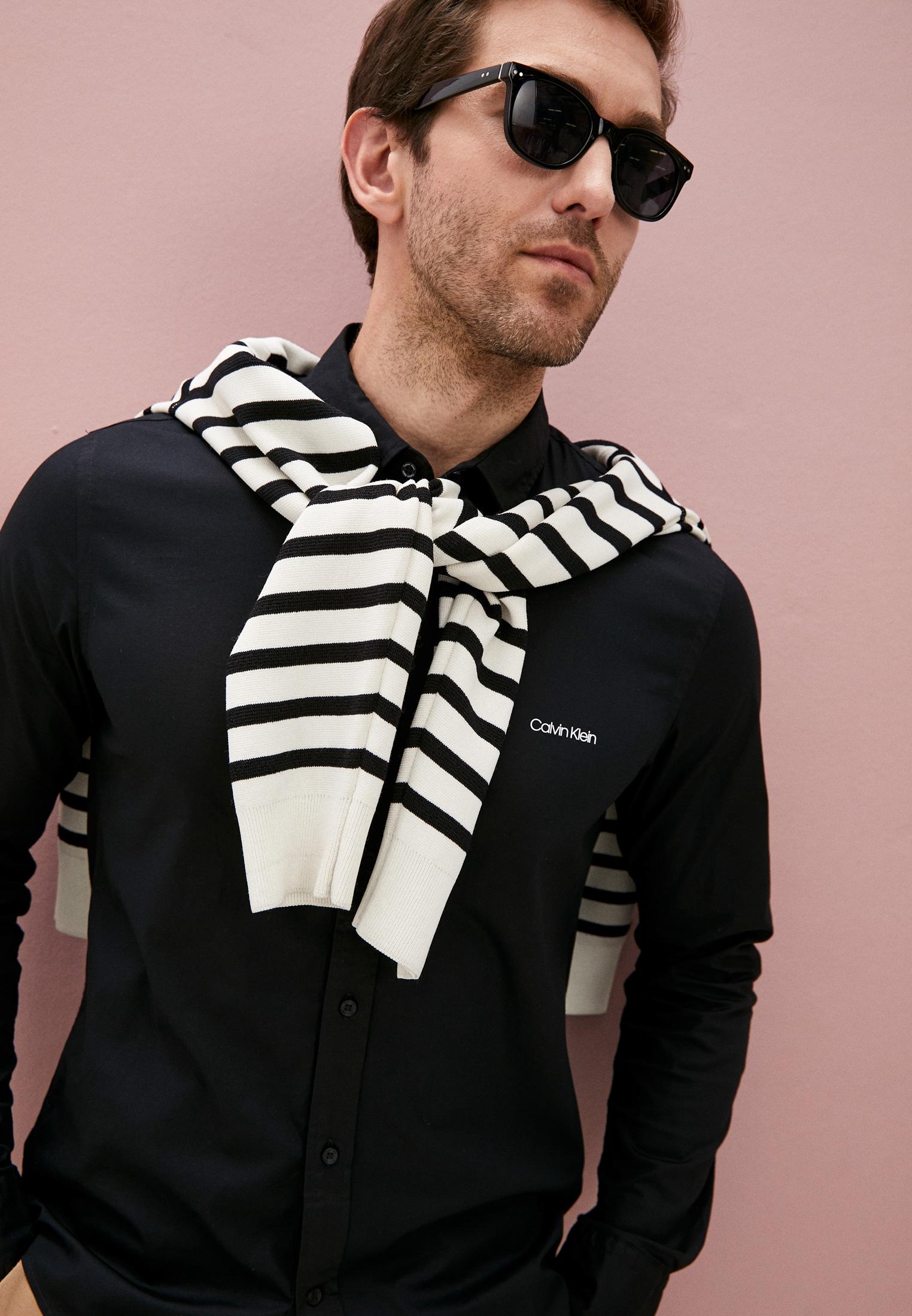 Рубашка с длинным рукавом Calvin Klein (Кельвин Кляйн) K10K107783: изображение 2