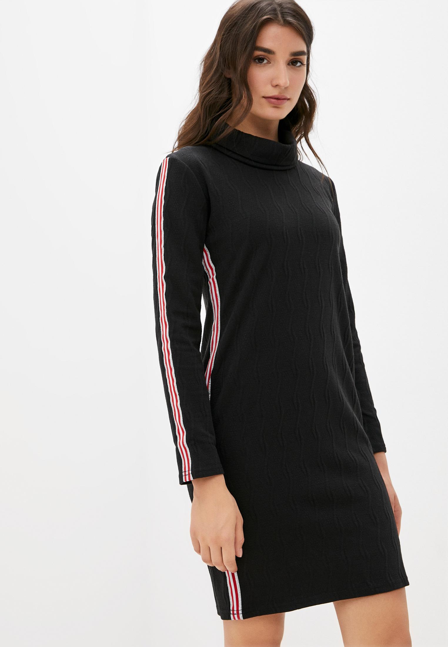 Вязаное платье Pink Orange PO21-0313-2351-3