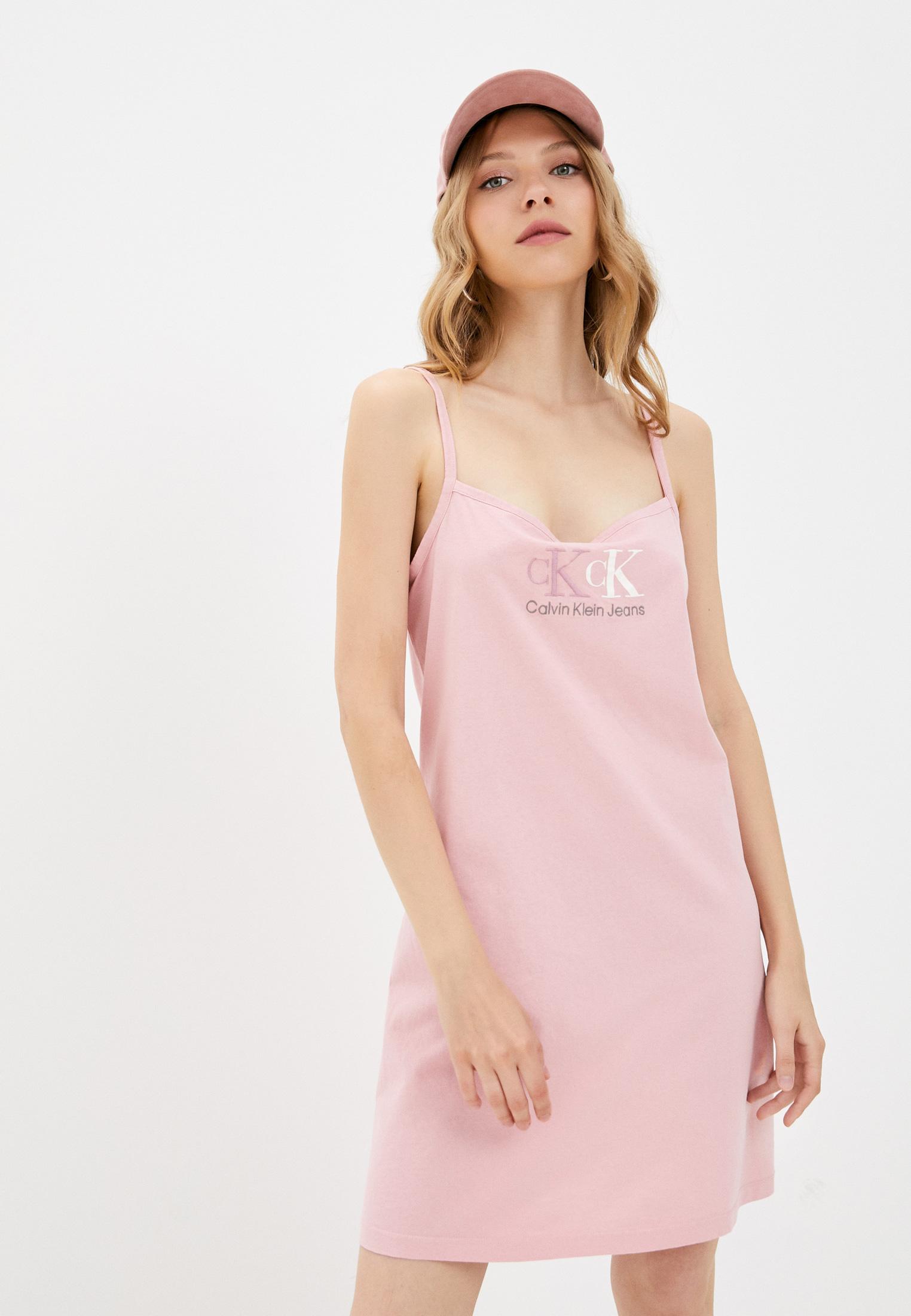 Платье Calvin Klein Jeans J20J215838: изображение 1
