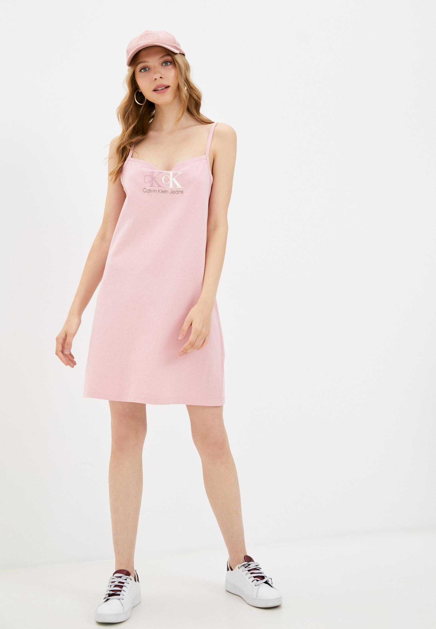 Платье Calvin Klein Jeans J20J215838: изображение 2